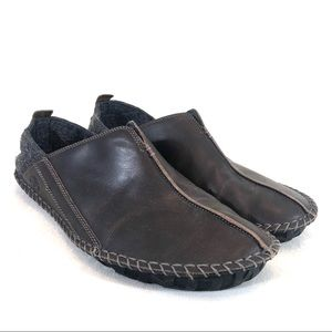 Timberland Front Country Lounger Moccasin